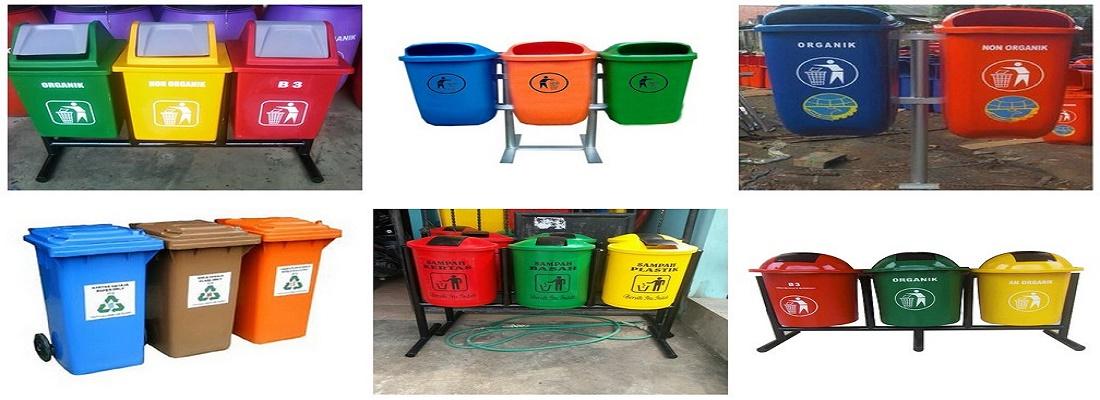 Jual Tempat Sampah Fiberglass